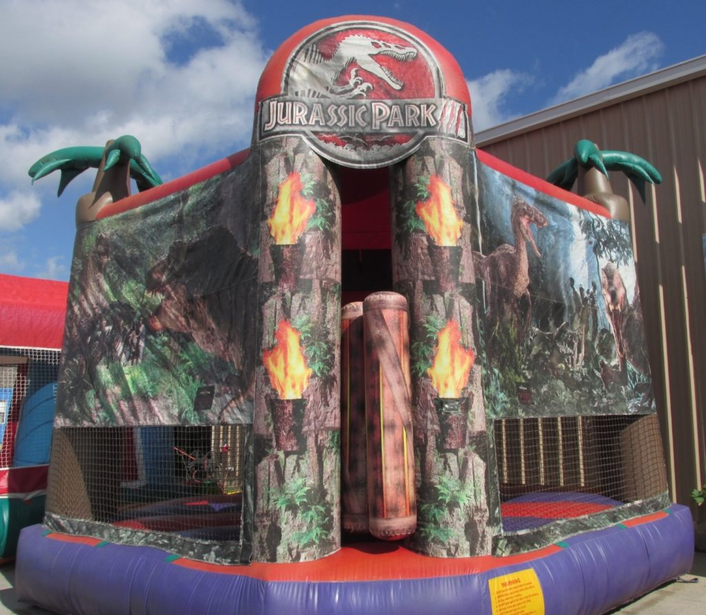 How To Plan The Perfect Jurassic Park Party