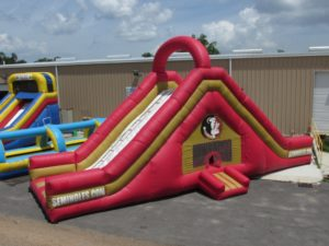 Cool 4 Football Inflatables To Win Tailgating Herecomesfun Download Free Architecture Designs Scobabritishbridgeorg