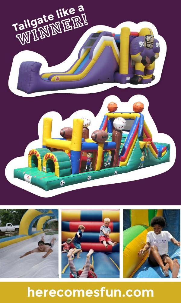 Super 4 Football Inflatables To Win Tailgating Herecomesfun Download Free Architecture Designs Scobabritishbridgeorg